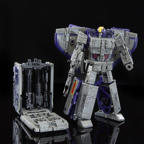 Transformers Generations War For Cybertron Wfc-S51 Astrotrain Figure