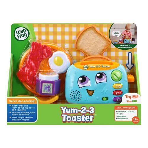 LeapFrog Yum-2-3 Toaster