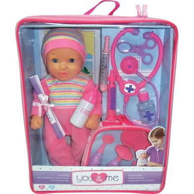 You & Me 14 Inches Medical Doll