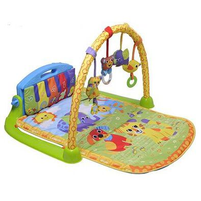 BRU Infant & Preschool Kicking Keys Playgym