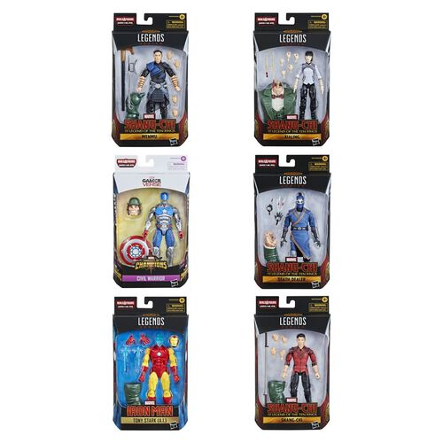 Marvel Legends Action Figures - Assorted