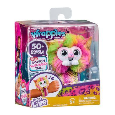 Little Live Wrapples S3 Single Pack Meggo