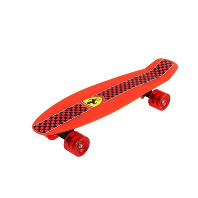 Mesuca Ferrari Skateboard Medium Size - Assorted