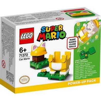 LEGO Cat Mario Power Up Pack 71372