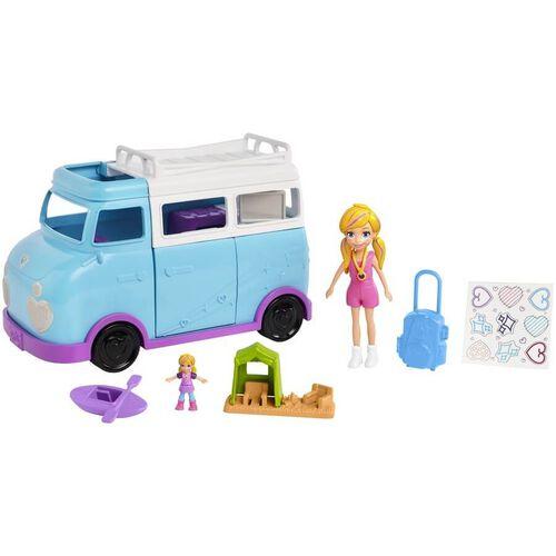 Polly Pocket Glamping Van
