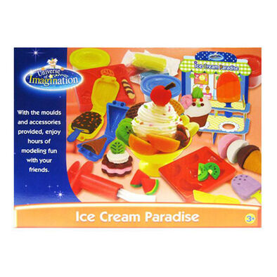 Universe Of Imagination -Ice Cream Paradise