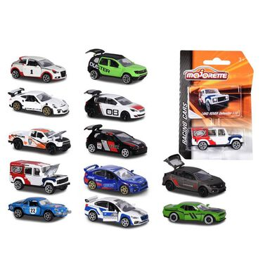 Majorette Racing Cars - Assorted