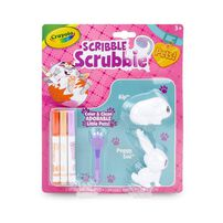 Crayola Scribble Scrubble - Assorted