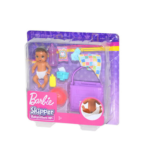 Barbie Skipper Babysitters Inc Doll and Accessories - Assorted