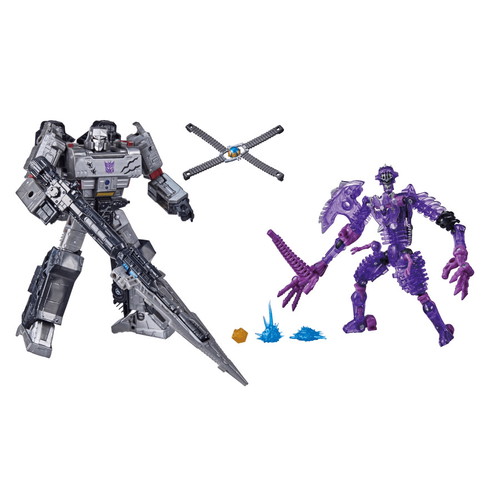 Transformers War for Cybertron Series- Inspired Leader Class