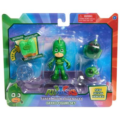 PJ Masks Super Moon Adventure Gekko Figure Set