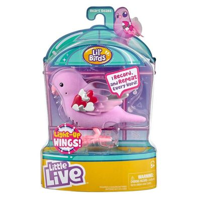 Little Live Pets Bird S8 - Heart Beams