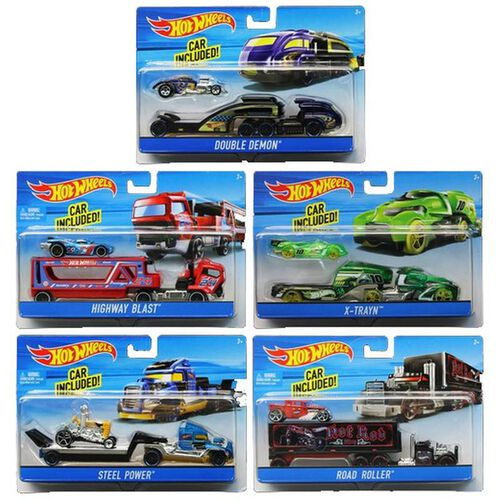 Hot Wheels City Super Rig - Assorted