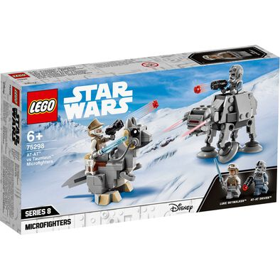 LEGO Star Wars AT-AT™ vs Tauntaun Microfighters 75298