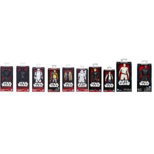 Star Wars E7 Value 6Inch Figure - Assorted