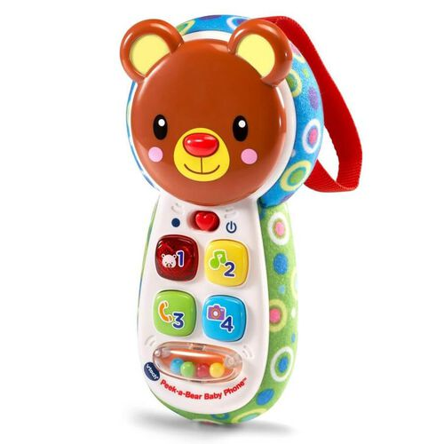 VTech Peek-a-Bear Baby Phone