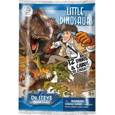 Dr. Steve Hunters Little Dinosaurs Blind Pack
