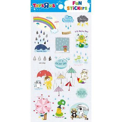 "Toys""R""Us Sticker- Rainy Day"