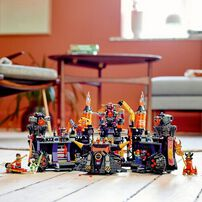 LEGO The Flaming Foundry 80016