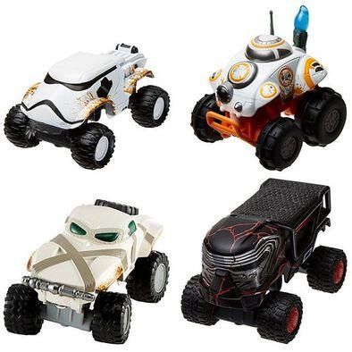 Hot Wheels Star Wars All Terrain - Assorted