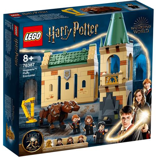 LEGO Harry Potter Hogwarts: Fluffy Encounter 76387