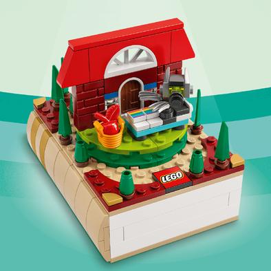LEGO 2021 Bricktober Little Red Riding Hood