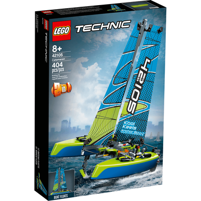 LEGO Technic Catamaran 42105