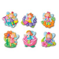 4M Fairies Mould & Paint Glitter Crafts