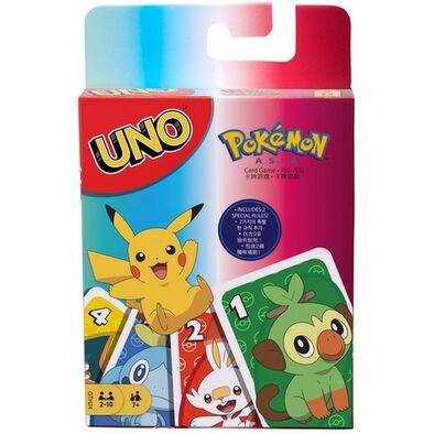 Uno Pokemon