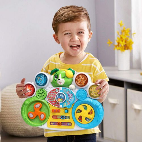 LeapFrog Learn & Groove Mixmaster Scout