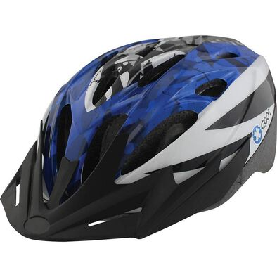 Xcool Pink/Blue Helmet - Assorted
