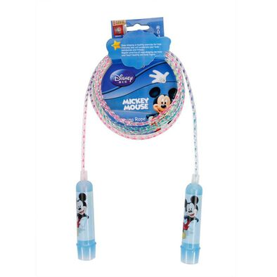 Disney Mickey Plastic Rainbow Jump Rope