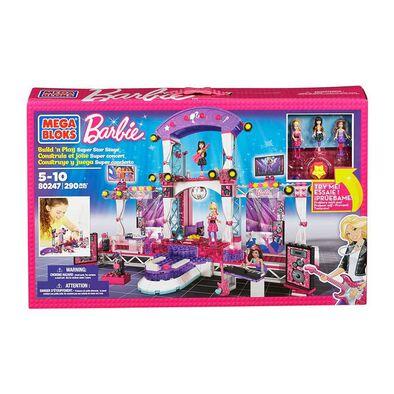 Barbie Build N Play Super Star Stage
