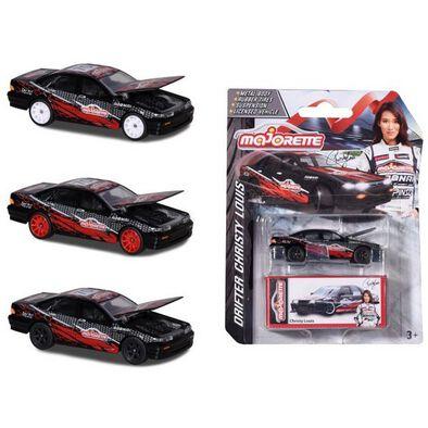 Majorette Nissan Cefiro Drifter Christy - Assorted