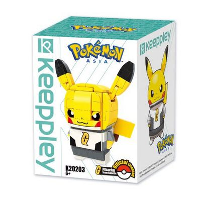 Pokemon Keepplay Pikachu Team Galactic