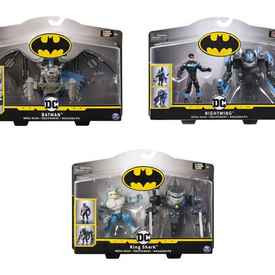 Batman 4 Inch Action Figure Deluxe