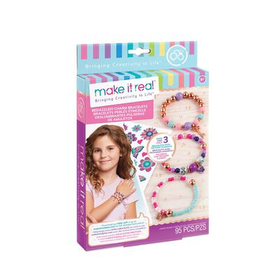 Make it Real Bedazzled! Charm Bracelets - Blooming Creativity