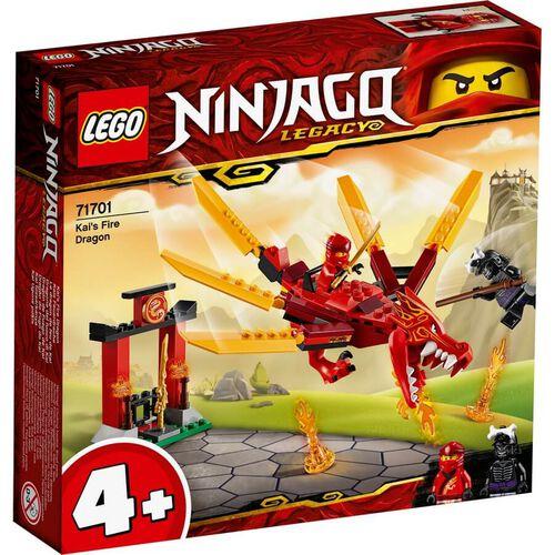 LEGO Ninjago Kai's Fire Dragon 71701