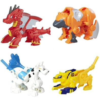 Playskool Heroes Transformers Rescue Bots Mini-Con - Assorted