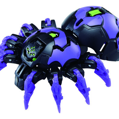Bakugan Battle Planet 040 Webam Black