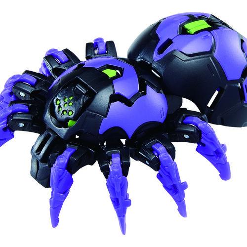 Bakugan Battle Planet 040 Webam Black