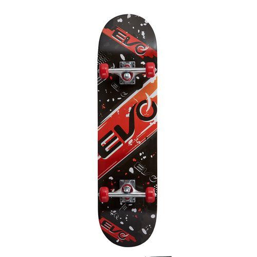 """Evo 31"""" Skateboard Black"""
