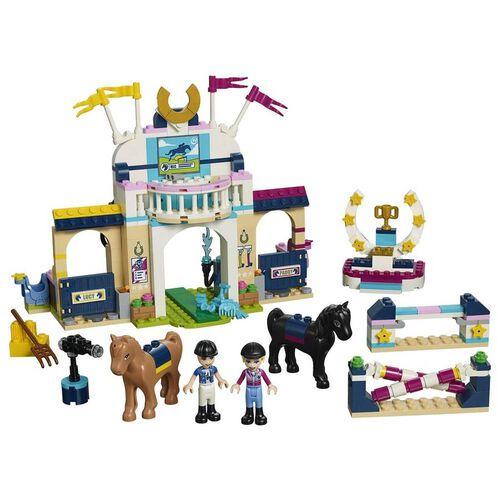 LEGO Friends Stephanie's Horse Jumping 41367