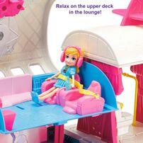 Polly Pocket Flying Fabulous Jet