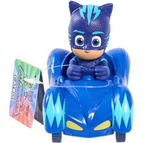 Pj Masks Mini Vehicle - Cat Boy