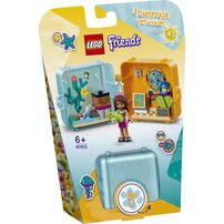 LEGO Friends Andrew's Summer Play Cube 41410