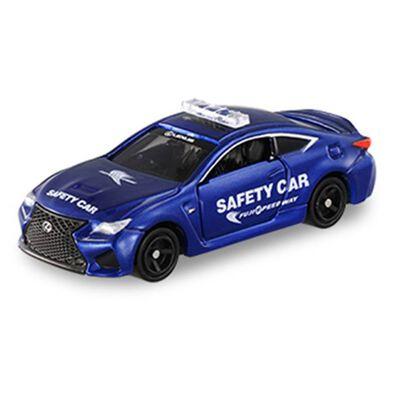Tomica Lexus Rc F Safety Car
