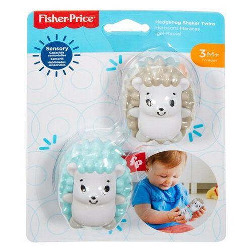 Fisher-Price Newborn Shake, Rattle & Clack Animal Pack