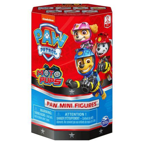 Paw Patrol Moto Pups Mini Figures - Assorted