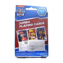 Paw Patrol Jumbo Playing Cards